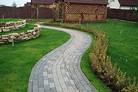 Ландшафтный дизайн участка от 10 до 30 соток